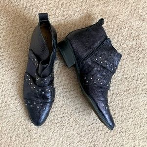 Naturalizer Shoes - Naturalizer 'Blissful' Studded Leather Bootie - 10